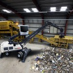 mobile waste handler
